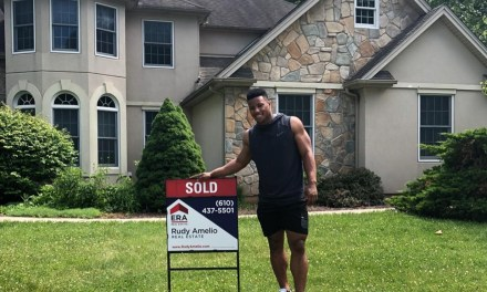 Saquon Barkley Bought His Parents a New House