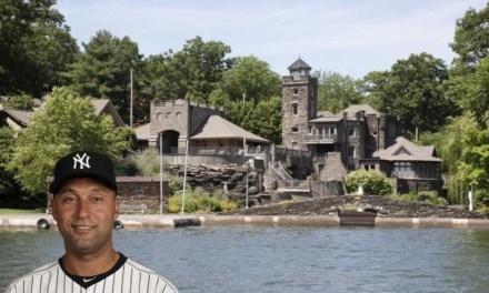 Derek Jeter Is Selling 1903 New York Castle
