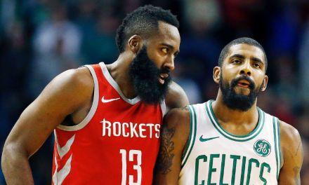 Kyrie Irving Calls Out James Harden Winning MVP Over LeBron James
