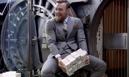 Conor McGregor's Bank Account is Still Running on Empty?