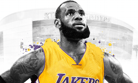 LeBron James Boosts Vegas odds of Lakers winning title