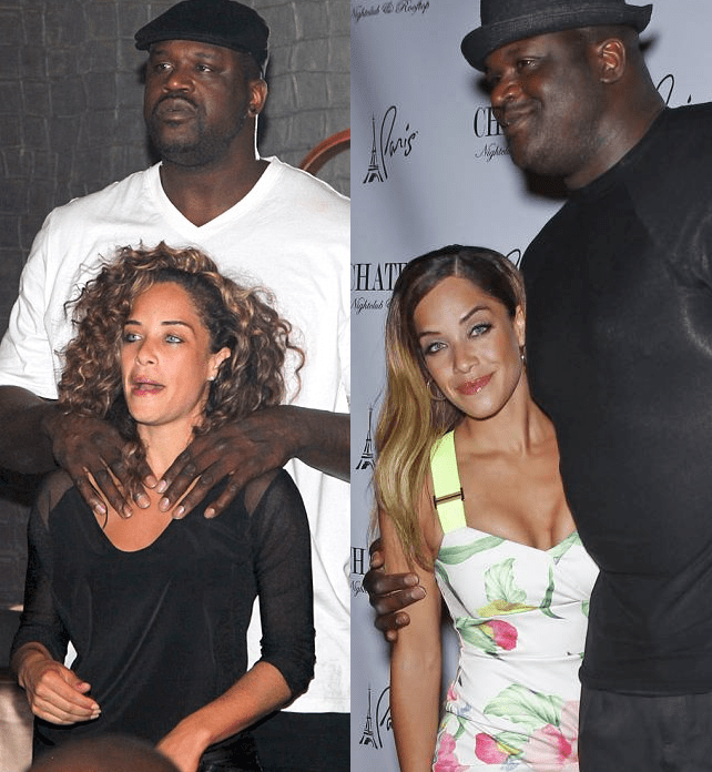 Shaq And Girlfriend Laticia Rolle Have Broken Up Sports Gossip Shaquille o'neal was pictured on miami beach with girlfriend laticia rolle. shaq and girlfriend laticia rolle have