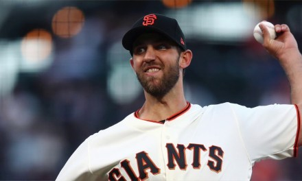 Madison Bumgarner Isn't a Streak Guy