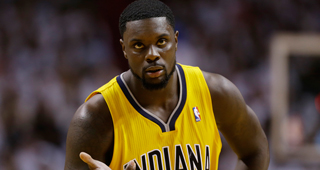 Lance Stephenson Posterized an Opponent During a Pickup Game