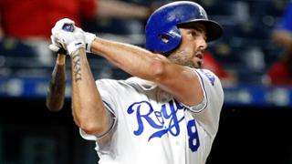 Mike Moustakas is Day to Day After Hurting his Back Lifting One of His Kids