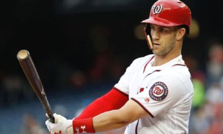Bryce Harper's Slump Tied to Contract Year?