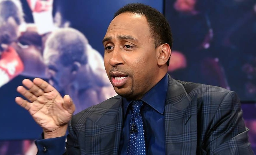 Stephen A. Smith Calls Out Himself