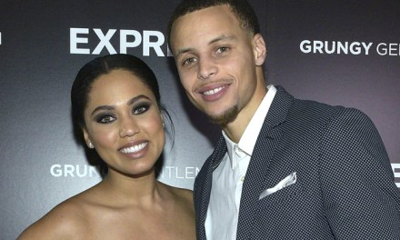 The Curry's Welcomed a Baby Boy