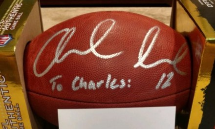 Andrew Luck Sent a Gift to a Man Who Returned His Lost Wallet