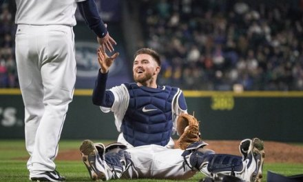 Mariners player Mike Marjama Retires to help Eating Disorder Patients
