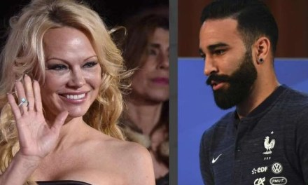 Pamela Anderson to Marry French World Cup Player Adil Rami?