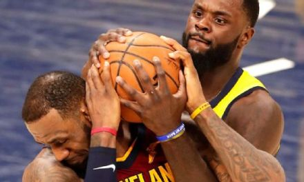 Lance Stephenson Says it's 'Actually Funny' to Join LeBron