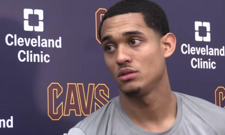 Jordan Clarkson Thinks the LeBronless Cavs are Going to the Playoffs