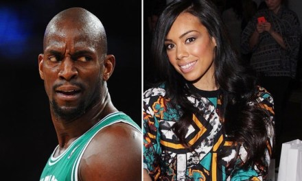 Kevin Garnett and Wife Brandi Padilla Are Getting a Divorce