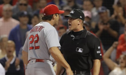 The Cardinals Fired Manager Mike Matheny