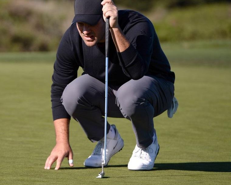 Tony Romo Wins Celebrity Golf Tourney in Comeback Fashion