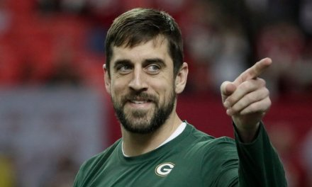 Aaron Rodgers Wants to Play for the Packers Until He's 40