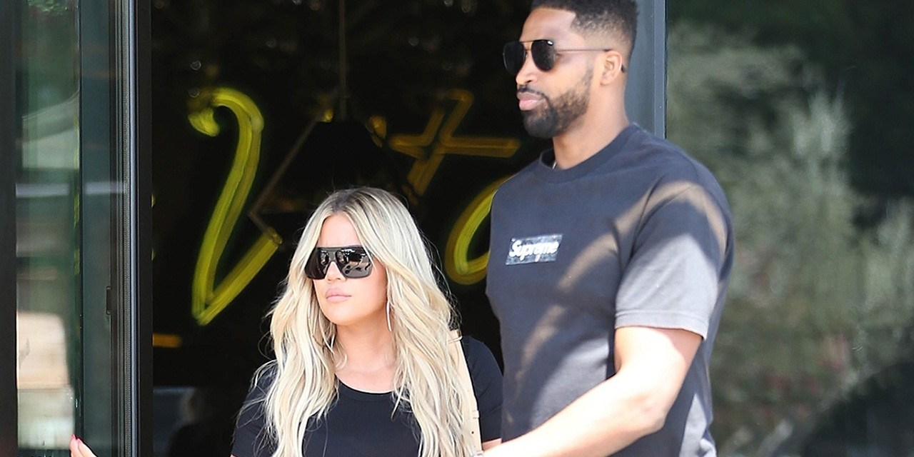 Khloe Shows off 33 Pound Weight Loss on  Lunch Date with Tristan