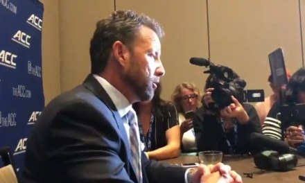 Larry Fedora Says the Downfall of Football Will Mark the Decline of the United States