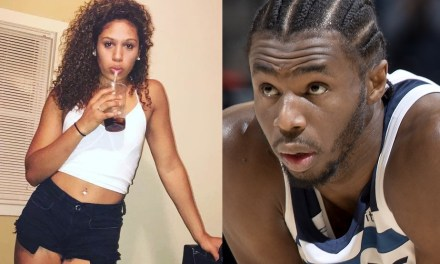 Andrew Wiggins Girlfriend is Definitely Pregnant
