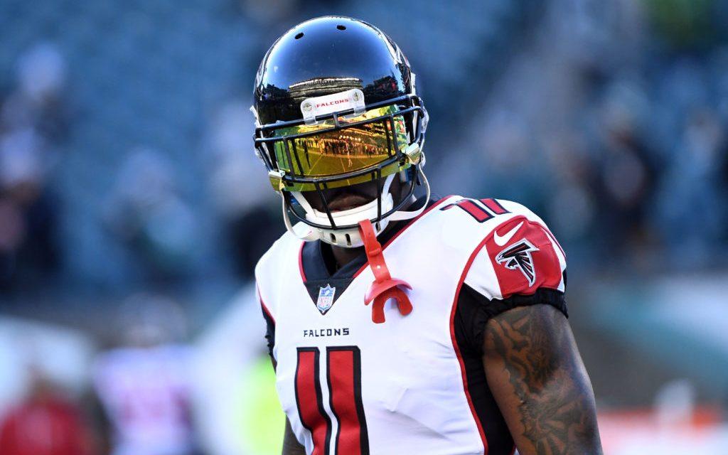 Atlanta Falcons Not Planning to Renegotiate Julio Jones' Contract