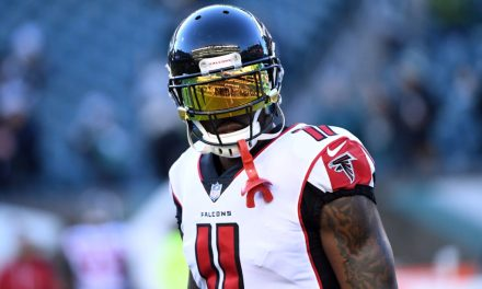 Atlanta Falcons Not Planning to Renegotiate Julio Jones' Contract