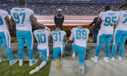 NFL and NFLPA Agree to Freeze Anthem Rules for now