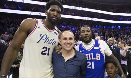 Joel Embiid Tells Sixers Co-Owner to Get Some Sex for His Birthday