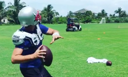 Tom Brady is Not Old and Out of Shape