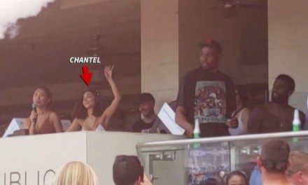 Kevin Durant and Kyrie Irving Turn Up With Hot Chicks In Vegas