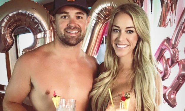 Ricky Stenhouse Jr. Took His Girlfriend to the Bahamas for Her 30th Birthday
