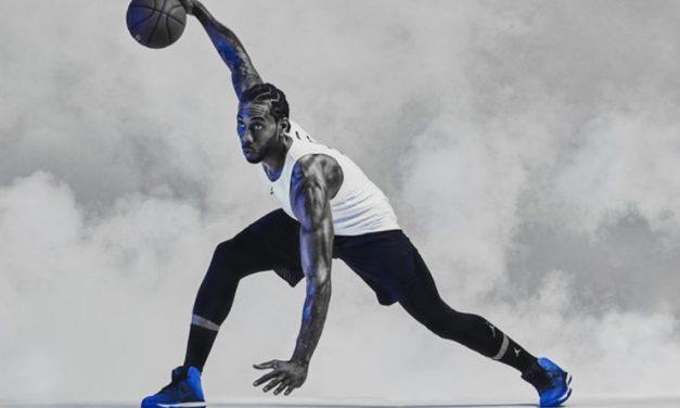 Jordan Brand Won't re-up with Kawhi Leonard for 2018-19 Season