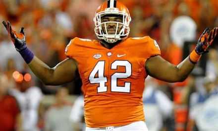 Clemson Star Christian Wilkins Performed a Striptease for a Woman at a Charity Event