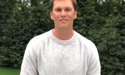 Tom Brady Posts Zip-line Video for 2018 Season Kickoff