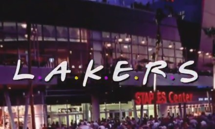 Los Angeles Lakers Featured in 'Friends' Parody