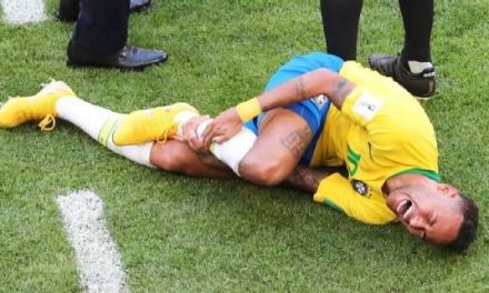Neymar Admits to World Cup Flopping in Brazil Gillette Ad