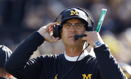 "Jim Harbaugh Doesn't Eat Chicken Because It's a ""Nervous Bird"""