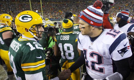 Tom Brady Sent Aaron Rodgers his Book The TB12 Method