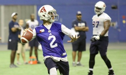 Johnny Manziel Will Get his First CFL Start Against his Former Team