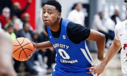 5-star Forward D.J. Jeffries Decommits From Kentucky