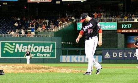 Nationals Pitcher Shawn Kelley Sent to Minors Following Mound Tantrum