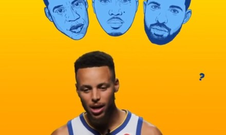 Kevin Durant and Steph Curry Reveal their Top 5 Rappers of All Time