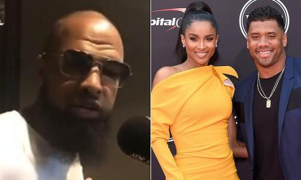Slim Thug Doesn't Think Ciara's Marriage to Russell Wilson is Real