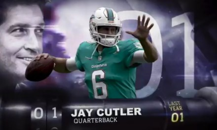This Video of Jay Cutler Replacing Tom Brady on the NFL Top 100 List is the Best