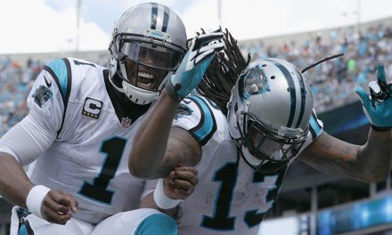 """Kelvin """"Never Open"""" Benjamin Trashes Cam Newton and the Panthers"""