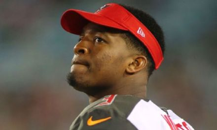 Nike Elects Not to Renew Jameis Winston's Contract