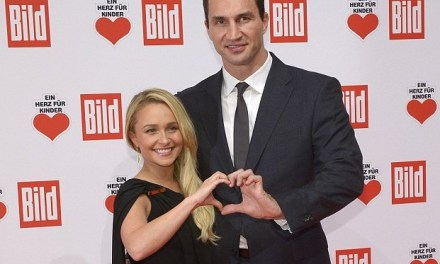 Hayden Panettiere Is 'on Great Terms' with Ex-Fiance Wladimir Klitschko