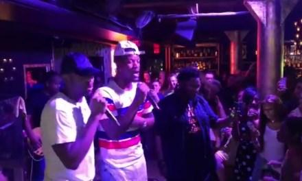 Dwyane Wade and Jimmy Butler Team Up Again for Karaoke