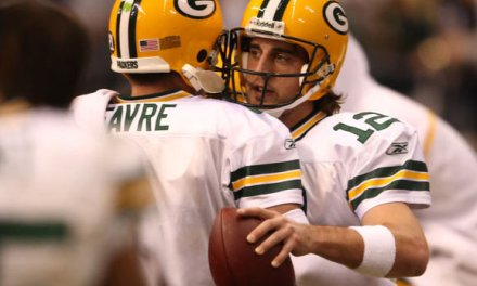 Aaron Rodgers Talks about Being Booed on Family Night 10 Years Ago