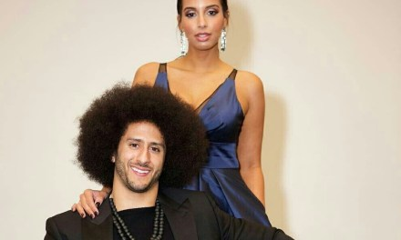 Kaepernick's Gilfriend Nessa Goes Hard at EA Sports For Scrubbing Kaepernick's Name Two Years in A Row